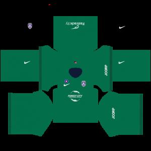 Johor Darul Takzim Goalkeeper Home Kit