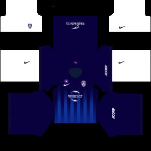 Johor Darul Takzim Third Kit