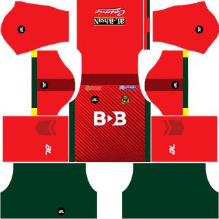 Kedah Away Kit