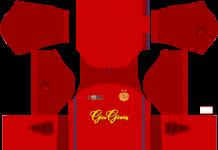 Kelantan The Red Warriors Training Kits