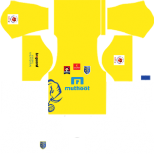 Kerala Blasters Away Kit