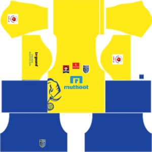 Kerala Blasters Home Kit