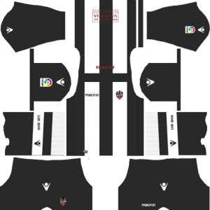 Levante UD Away Kit