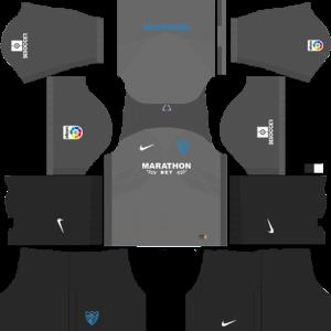 Malaga CF Away Kit