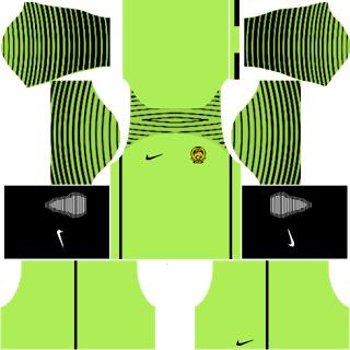 Malaysia Goalkeeper Away Kit