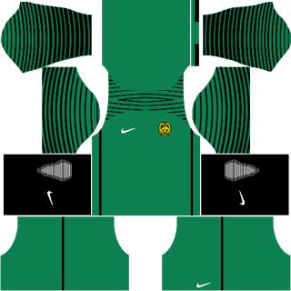 Malaysia Goalkeeper Home Kit