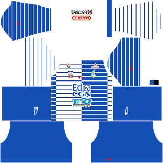 Melaka United Away Kit