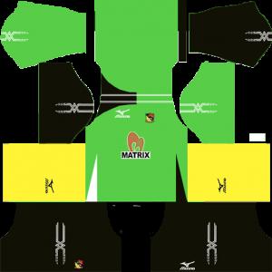 Negeri Sembilan Goalkeeper AwayKit