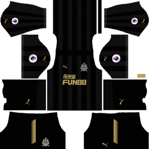 Newcastle United F.C. Third Kit