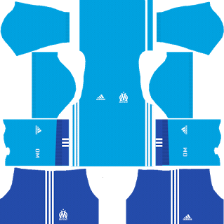 Olympique de Marseille Away Kit