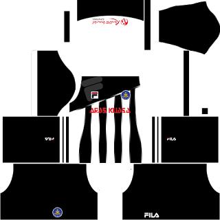 Pahang Fila Away Kit