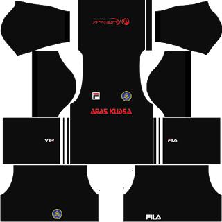 Pahang Fila GK Home Kit