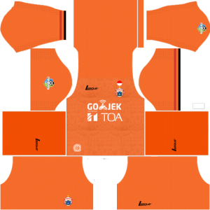 Persija Jakarta Away Kit