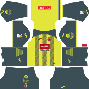RCD Espanyol Third Kit