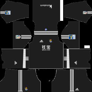 Real Sociedad Goalkeeper Away Kit