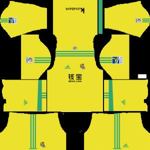 Real Sociedad Goalkeeper Home Kit