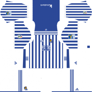 Real Sociedad Home Kit