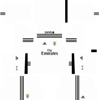 S.L. Benfica Goalkeeper Home Kit