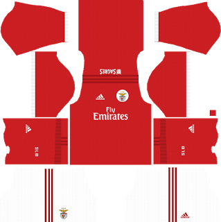 S.L. Benfica Home Kit