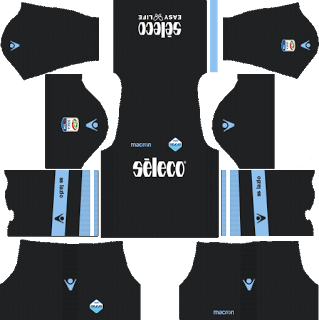 S.S. Lazio Goalkeeper Home Kit