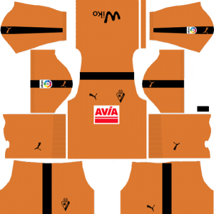 SD Eibar Goalkeeper Home Kit