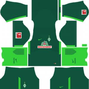 SV Werder Bremen Home Kit