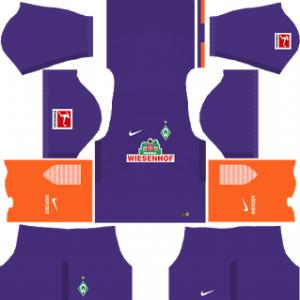 SV Werder Bremen Third Kit