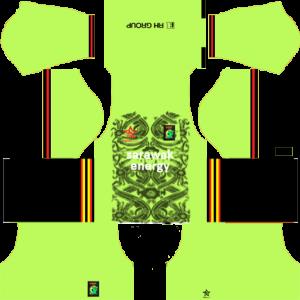 Sarawak Goalkeeper HomeKit