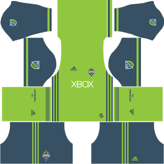 Seattle Sounders FC Home Kit