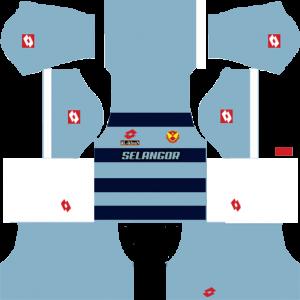 Selangor Home Goalkeeper Kit