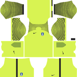 South Korea Goalkeeper Away Kit