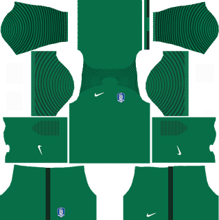 South Korea Goalkeeper Home Kit