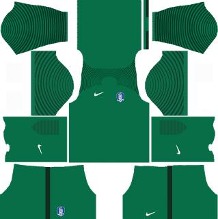 South Korea Goalkeeper Home Kit