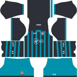 Southampton F.C. Away Kit