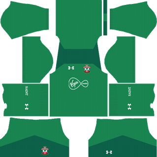 Southampton F.C. Goalkeeper Home Kit