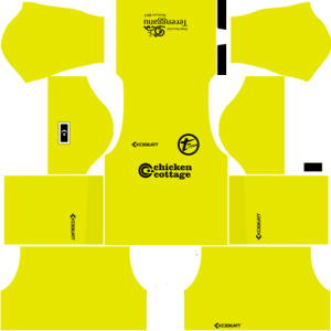 T-Team Goalkeeper Away Kit