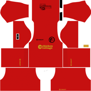 T-Team Goalkeeper Home Kit