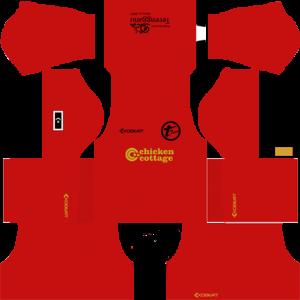 T-Team Goalkeeper HomeKit