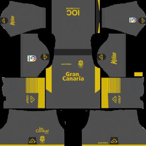 UD Las Palmas Away Kit