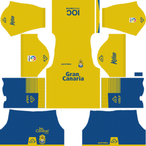 UD Las Palmas Home Kit