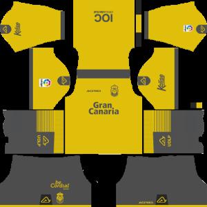 UD Las Palmas Third Kit