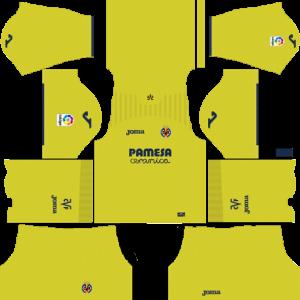 Villarreal CF Home Kit