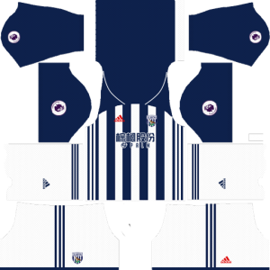 West Bromwich Albion F.C. Home Kit