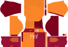 Galatasaray SK Home Kit
