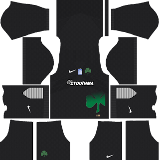 panathinaikos fc away kit