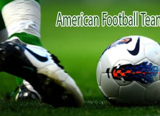 American Football Teams