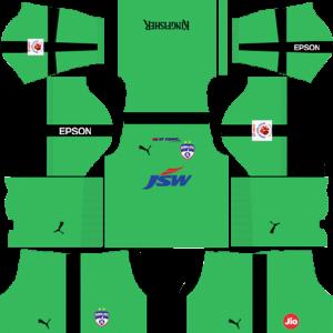 Bengaluru FC GK Away Kit