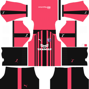 Cerezo Osaka AFC Champions League Kit