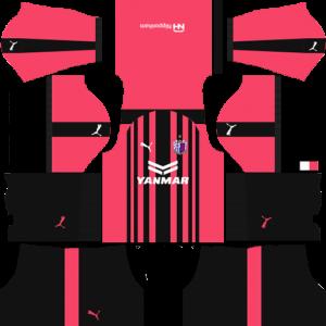 Cerezo Osaka AFC Champions League Kit