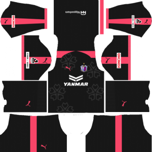 Cerezo Osaka Goalkeeper Home Kit